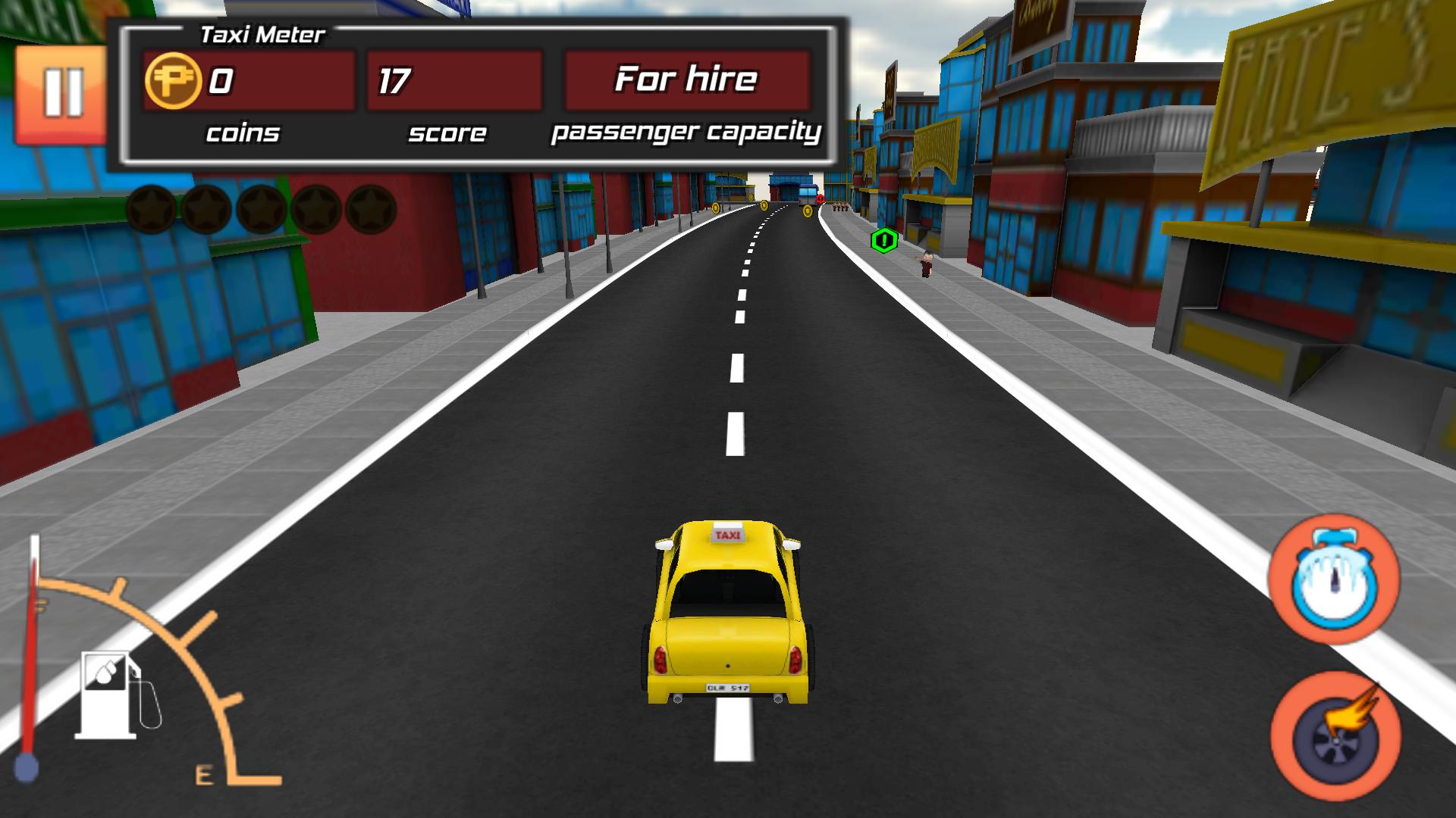 Epic Taxi Run