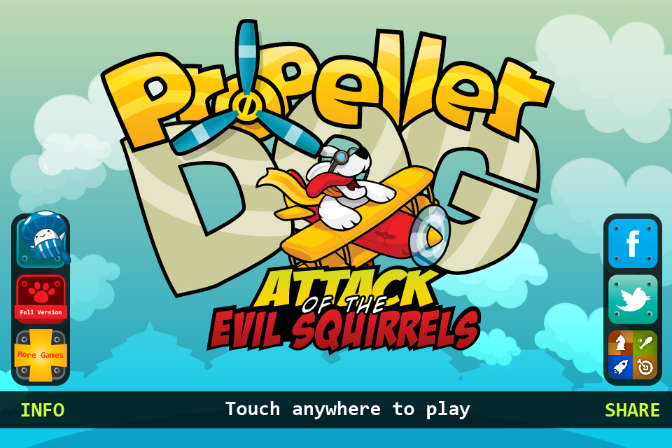 Propeller Dog