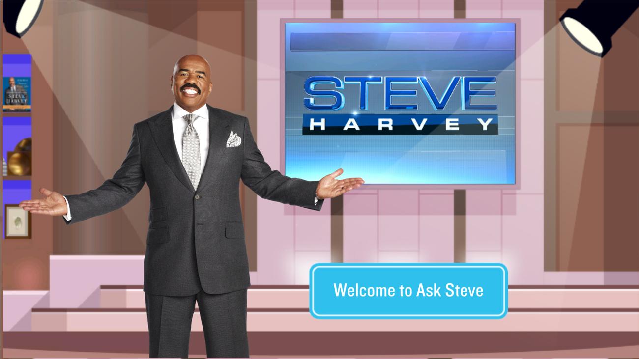 Ask Steve