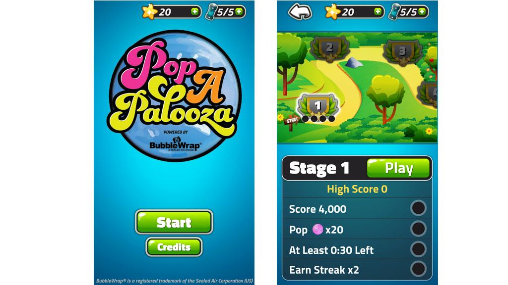 Bubble Wrap: Pop A Palooza